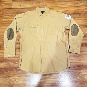 Ralph Lauren Polo River Guide Fishing Tackle Shirt